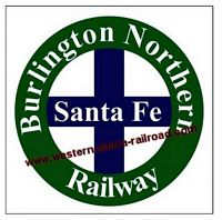 BNSF Burlington Northern Santa Fe Railroad