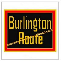 Burlington Route Railroad