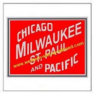Chicago St. Paul Milwaukee and Pacific Railroad
