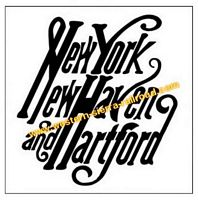 New York New Haven & Hartford Railroad