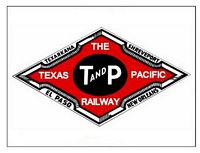 Texas Pacific railroad